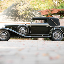 Cord L29 Sport Cabriolet by Voll & Ruhrbeck
