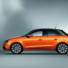 Audi A1 Sportback 1.6 TDI Attraction S tronic
