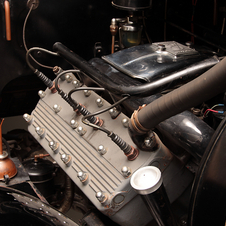 Cadillac V-8 Sport Phaeton by Fisher