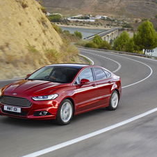 Ford Mondeo 2.0 TDCi Business Plus Powershift