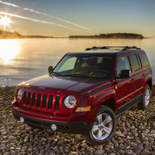 The Jeep Patriot and Compass both get new six-speed transmissions