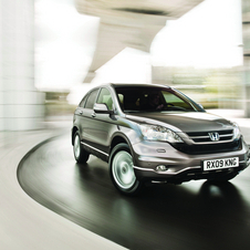 Honda CR-V 2.2 i-DTEC Executive Top AT