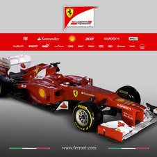 F2012: Ferrari unveils technological evolution