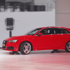 Audi A3 Sportback in Paris, Available in S-Line and TCNG Trims