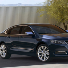 10th Generation Chevy Impala Brings New Style and Hybrid Option
