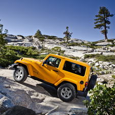 The Rubicon 10th Anniversary Edition is meant as the ultimate Jeep off-roader