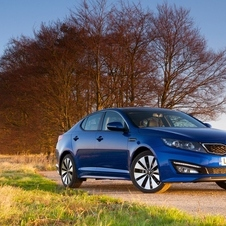 Kia Optima 1.7 CRDi 2 Luxe