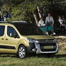 Citroën Berlingo 1.6HDi 90 600