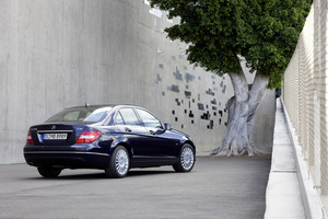 Mercedes-Benz C 220 CDI BlueEfficiency Avantgarde