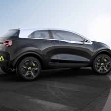 The Niro's designer says the car was inspired by the 959