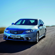 Honda Accord 2.2 i-DTEC Executive