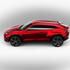 The Urus is unquestionably a Lamborghini