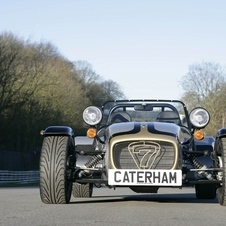 Caterham 7 Blackbird