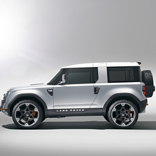 Land Rover is developing a new Defender that is less of a hardcore off-roader