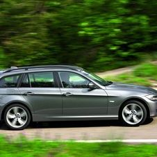 BMW 318i Touring Exclusive