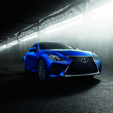 Even sportier Lexus RC F Sport will premiere in Geneva