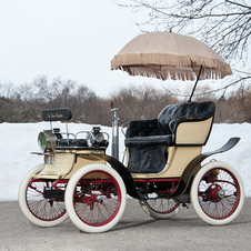 De Dion Bouton New York Type Motorette