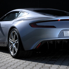 The cars were meant as the ultimate Aston Martin at the time