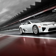 Lexus Considering Second Generation LFA for $800,000 or More