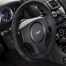 Aston Martin V8 Vantage SP10 Roadster Sportshift