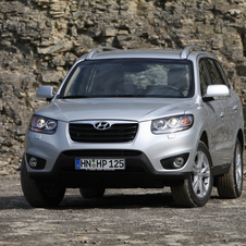 Hyundai Santa Fe 2.2 CRDi 4x2 7Wagon AT