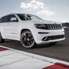 Jeep Grand Cherokee 6.4 Hemi V8 SRT