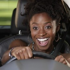 Young female drivers outnumber men overall and in two demographics