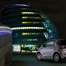 Aston Martin Cygnet CVT Launch Edition