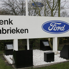 Ford's Genk factory opened in the early 60s