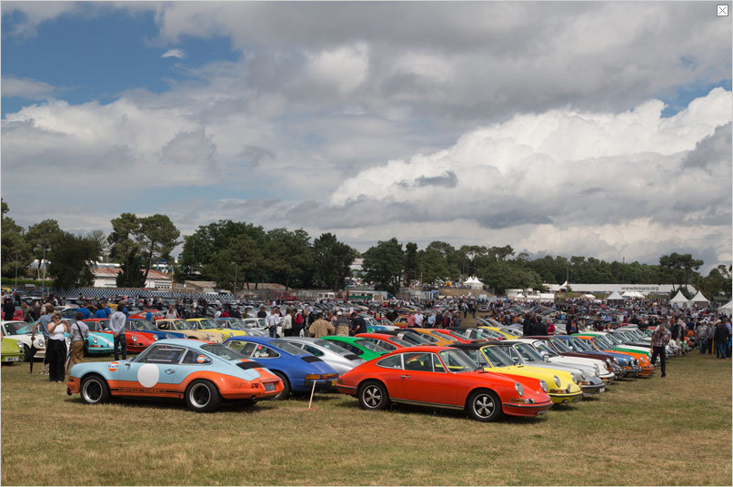 Porsche au mans classic galerie d 39 images slideshow - Village de chine le mans ...