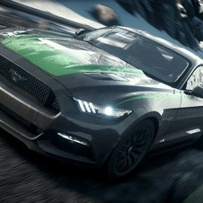 Need for Speed Rivals is the first place where people can experience the car