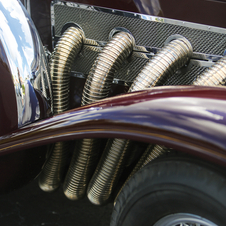 Duesenberg SJ Convertible Sedan by LeBaron
