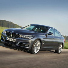 BMW 330i Gran Turismo Steptronic