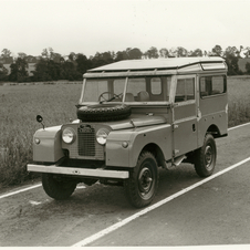 Land Rover Series I 86 inch