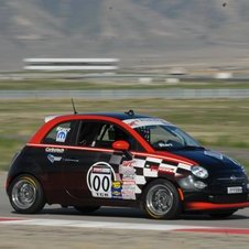 Johnathan Start won the first two B-Spec races in a Fiat 500