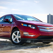 The new GM EV will still feature a range extending generator like the Volt