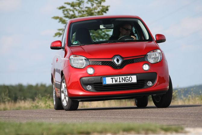 Renault Twingo Energy TCe EDC Exclusive