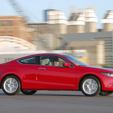 Honda Accord Coupe EX 5-Spd AT