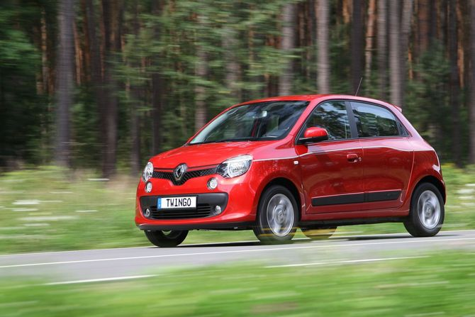 Renault Twingo Energy TCe S&S Exclusive