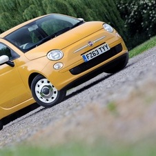 Fiat 500 Colour Therapy 0.9 TwinAir
