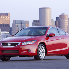 Honda Accord Coupe EX-L 5-Spd MT