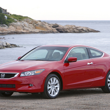 Honda Accord Coupe EX 5-Spd MT
