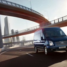 Ford Transit Combi FT 350 2.4 TDCi Long