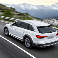 The range of the Audi A4 Allroad quattro will include TFSI and TDI engines with outputs ranging between 150 and 272hp