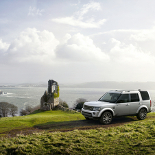 The Discovery XXV is the ultimate luxurious version of the model