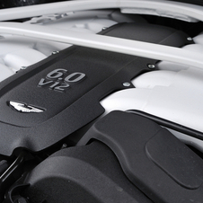 Aston Martin's current engines date back to its Ford ownership