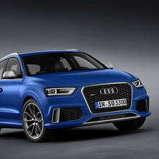L'Audi RS Q3 avale le 0 à 100 km/h en 5,5 secondes