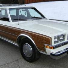 Dodge Diplomat Wagon 3.7