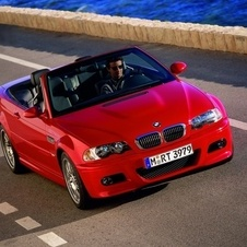 It also includes the M3 and M3 convertible