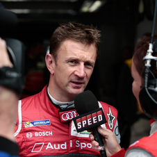 McNish says that he may still race but says never in a complete championship again